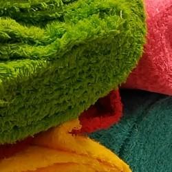 Tela rizo de toalla (venta por metro)